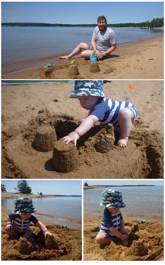 #2---Sandcastle